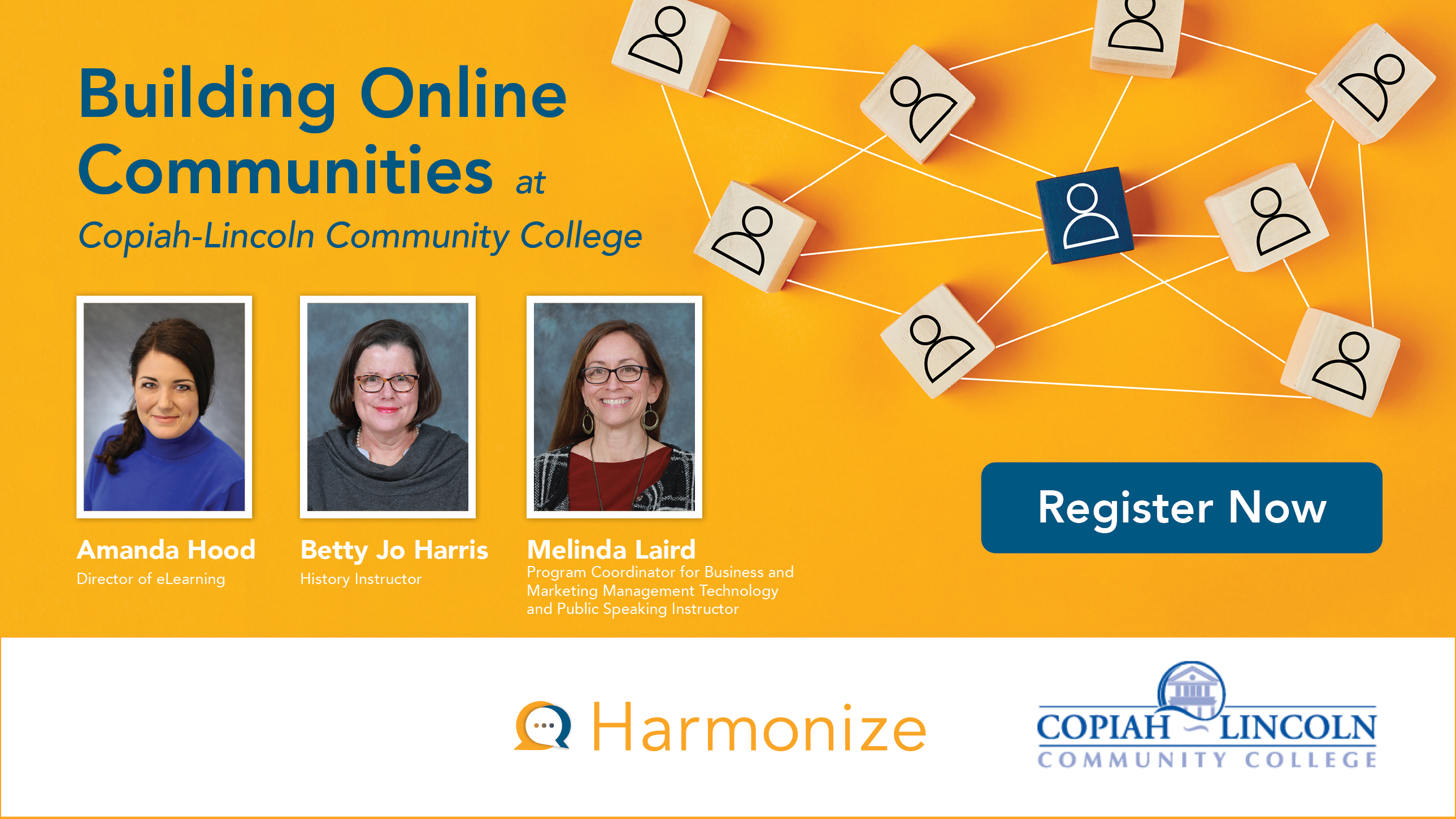 Building Online Communities at Copiah-Lincoln Community College