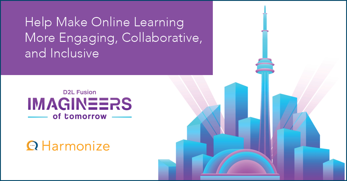 Help Make Online Learning More Engaging, Collaborative, and Inclusive