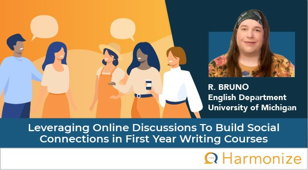 Leveraging Online Discussions image
